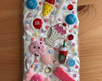 IPhone 6 Plus whiped candy case