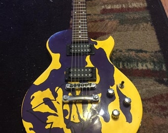 LSU guitar