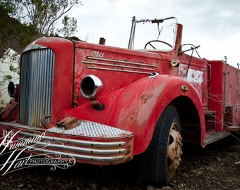 Fire Engine Red, Route 66