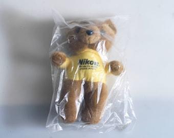 Nikon Teddy Bear