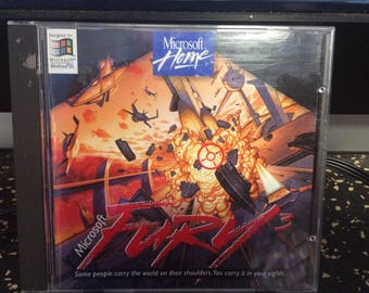 Fury 3 - PC Game for Windows 95 by Microsoft