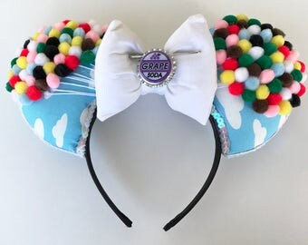 Up Mickey Mouse Ears