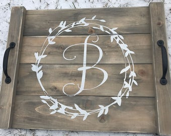 April 28th Nick England Scholarship Monogrammed Tray Workshop