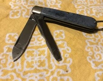 Vintage Camillus Folding Pocket Knife