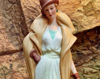 "Vintage Josef Originals -> George Good Corp ""CHARMAINE"" La Belle Nouveau Figurine #293.5 Limited Edition"