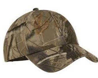 Personalized Camo Hat