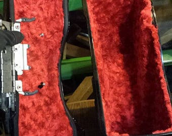 custom saddle bag liners