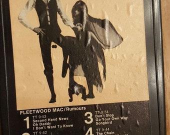 Fleetwood Mac - Rumours / 8 Track Cassette (1977)