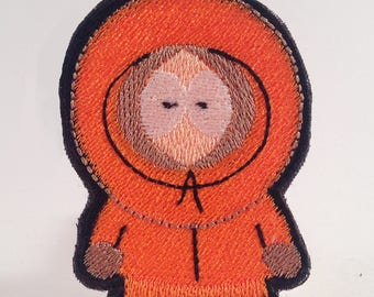 Kenny from South Park custom patch