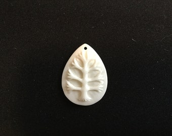 Hand carved Tree of life small
