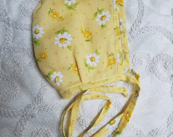 Flash Summer Yellow Bonnet