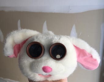 Easter bunny binoculars vintage