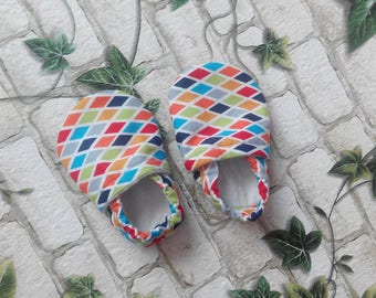 Soft sole baby shoes booties boy shoes girl shoes baby gift crib shoes small shoes