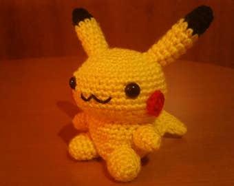 Pikachu Amigurumi 02