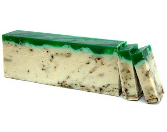 Green Tea Olive Oil Soap SLS & PARABEN FREE Approx 100g