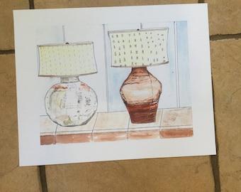 Lamps for Light