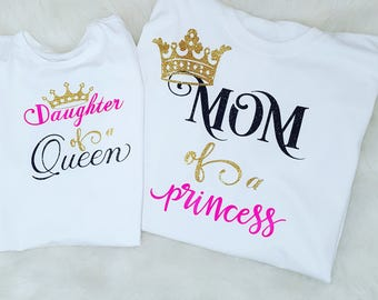 Mommy and Me T-shirts