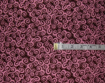 "Michael Miller Fabric by the Yard - ""Fusion Swirl"""