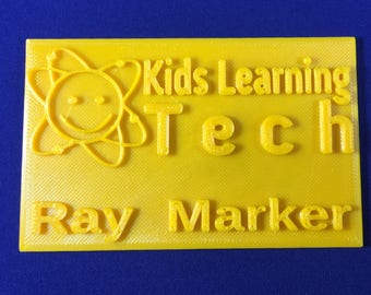 3D Printed Business Cards-batch of 50