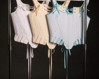 Rococo corset, corset, barock corset