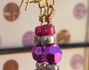 Fan Club (Handmade Earrings)