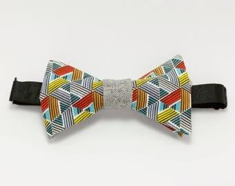 """Bow tie: """"Vintage deal Remix"""" Bowtie"""