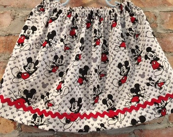 MICKEY MOUSE toddler Skirt 4T-5T