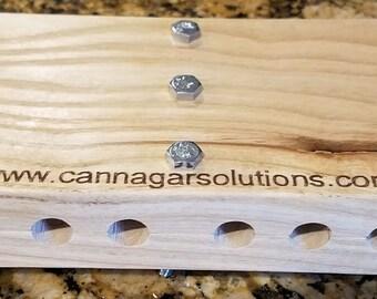 8 Cigar Mold / Press - Cannagar Mold - In Stock