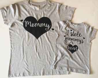 Mommy & I stole mommys heart