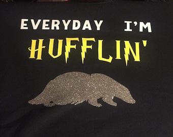 Everyday I'm Hufflin' Sweatshirt