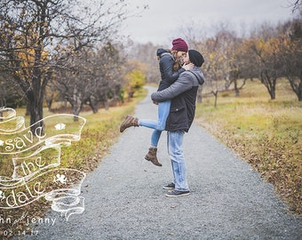 15 Save the Date Overlays