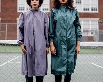 Vintage Rain Jacket