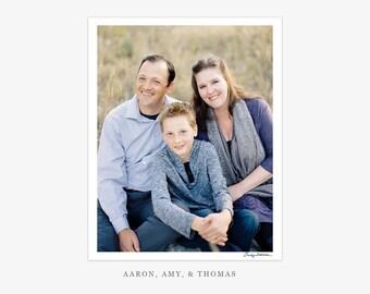 Aaron, Amy, & Thomas