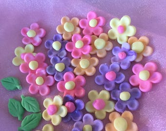 Edible Cupcake Flowers ~ Flower Power!