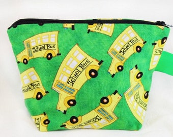Back to School Small Pouch