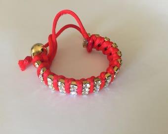 Swarovski Hand Made Bracelet