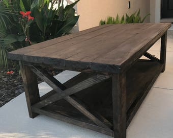 DAISY coffee table --FLORIDA ONLY--
