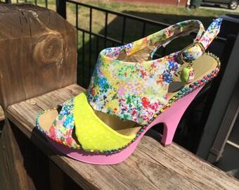 Custom Shoe Re-Fashion