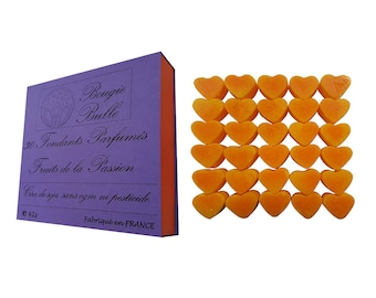 30 fondant Parfumes fruit of the Passion burning wax from soy natural perfume