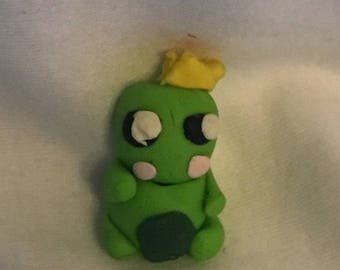 Polymer Frog Prince
