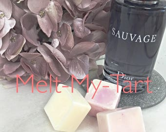 Designer & luxury wax melts Sauvage dupe x 3 melts Highly Scented