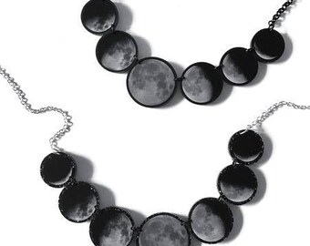 Moon Cycles Necklace