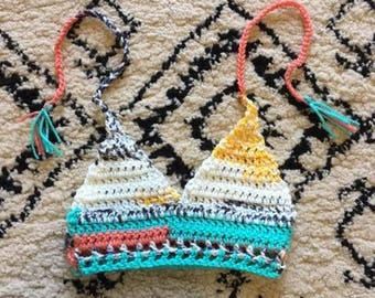 The Grace Baby Crochet Top