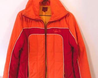 Second-Hand Orange Jacket