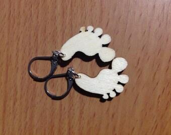 Baby Steps Earrings