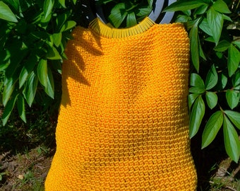 Yellow bag sea expense