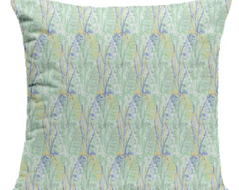 Lily of the Valley Field Cushion