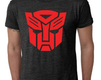Autobot Logo( full color DTG) Fast and Free Shipping!!!! Discount prices on bulk 28