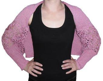 Handmade knitted vest
