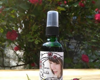 Thorn to be Wild, Home Grown  RoseWater Facial Toner